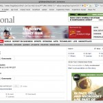 Was the Globe and Mail hacked?